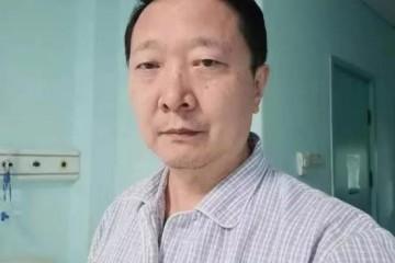 独家专访王广发一种抗艾滋病病毒的药对我很有用