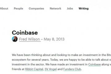 上市首日估值近千亿Coinbase背后的那些天使投资人赚了多少