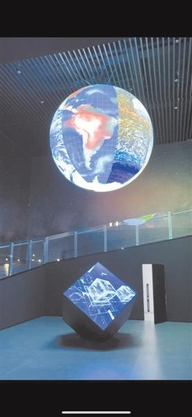 给地球把脉我国首个地球系统模拟大科学装置启用