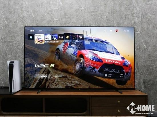 索尼OLED电视65A80J评测音画技术全面升级